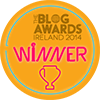 The Blog Awards Ireland 2014 - Winner
