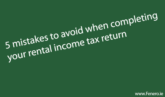 ... Rental Income Tax Return. FeneroBlogImages 09
