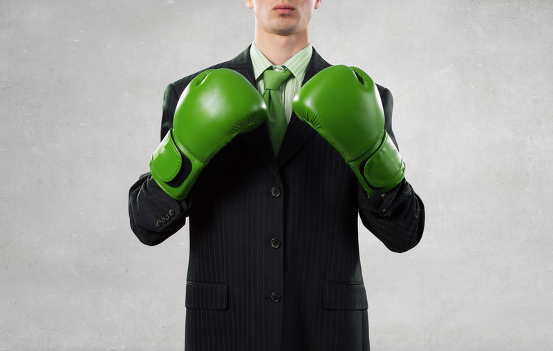 dreamstime_s_72284717 Fight for Talent, Green Gloves