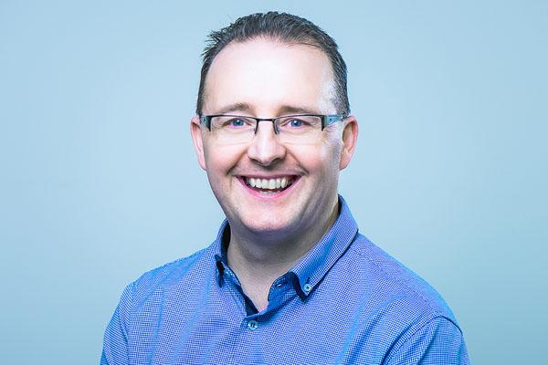Paul Skelton, Senior Solutions Advisor