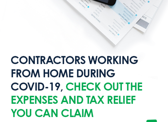 COVID 19: Working From Home - What Expenses Can I Claim ?